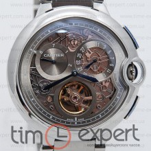 Cartier Ballon De Cartier Steel-Gray