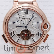 Cartier Ballon Turbillon Gold-Write Bracelet