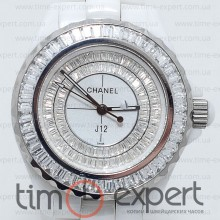 Chanel J12 Diamond All Write