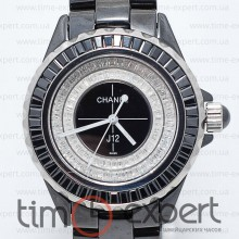 Chanel J12 Dark Diamond