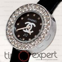 Chanel J12 Steel-Black