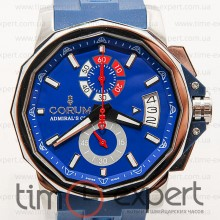 Corum Admiral's Cup AC-One 45 Regatta Silver-Blue