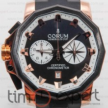 Corum Admiral's Cup Chronograph Gold-Black