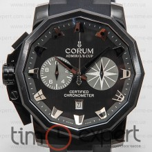 Corum Admiral's Cup Chronograph Black