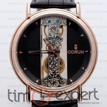 Corum Golden Bridge Black-Gold