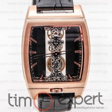 Corum Golden Bridge Black