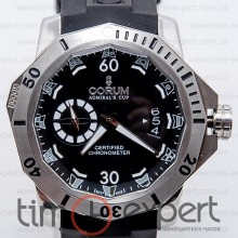 Corum Admiral's Cup Steel-Black