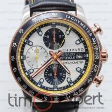 Chopard Grand Prix de Monaco Historique Silver-Write
