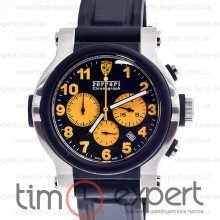 Ferrari Chronograph Black-Yellow