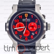 Ferrari Chronograph Black-Red