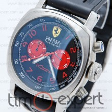 Ferrari Chronograph Steel-Red