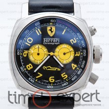 Ferrari Chronograph Steel-Yellow
