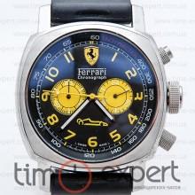 Ferrari Chronograph Steel-Yellow