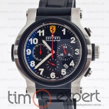 Ferrari Chronograph Steel-Black