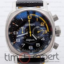 Ferrari Chronograph California Steel-Yellow