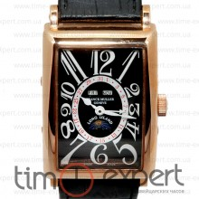 Franck Muller Long Island Gold-Black
