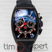 Franck Muller Cintree Curvex Black Automatic