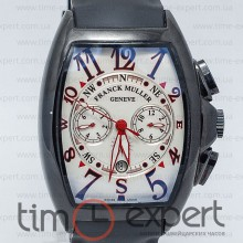 Franck Muller Cintree Curvex Black-Write Automatic