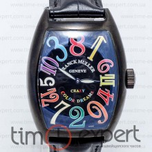 Franck Muller Color Dreams Black