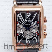 Franck Muller Long Island Automatic Black-Gold