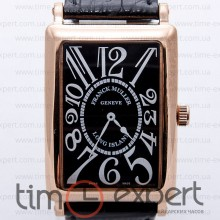 Franck Muller Long Island Quartz Gold-Black