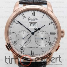 Glashutte Senator Gold-Write