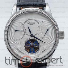 Glashutte Turbillon Steel-Write