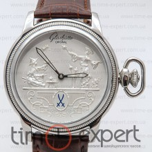 Glashutte Dia Kollection Silver-Brown