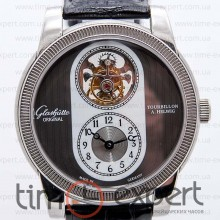 Glashutte Turbillon Stell-Gray