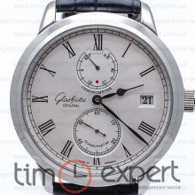 Glashutte Zeigerdatum Power Reserve