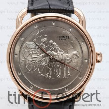 Hermes Limited Edition Gold-Gray