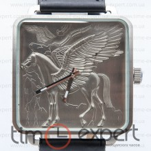 Hermes H Hour Silver-Gray