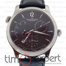 Jaeger-LeCoultre Master Geographic Steel-Black