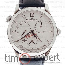 Jaeger-LeCoultre Master Geographic Steel-Write
