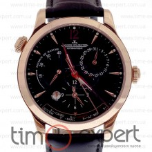Jaeger-LeCoultre Master Geographic Gold-Black