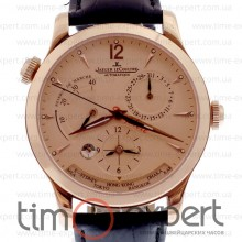 Jaeger-LeCoultre Master Geographic Gold Power Reserve