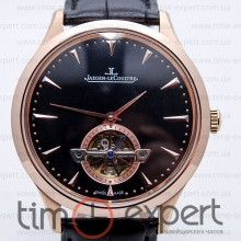 Jaeger-LeCoultre Turbillon Gold-Black
