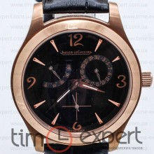 Jaeger-LeCoultre Master Control Gold-Black