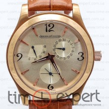 Jaeger-LeCoultre Master Control Gold-Brown
