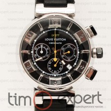 Louis Vuitton Tambour Chronometre Steel-Black