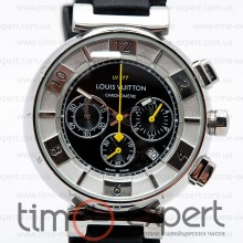 Louis Vuitton Tambour Chronometre Silver