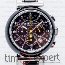 Louis Vuitton Tambour Chronometre Steel-Ceramica