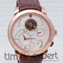 Harry Winston Histoire de Tourbillon Gold-Brown