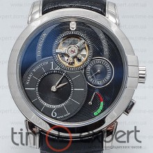 Harry Winston Histoire de Tourbillon Steel-Black