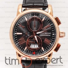 Montblanc Time Walker Gold-Black
