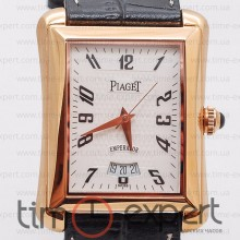 Piaget Polo Watch Gold-Write