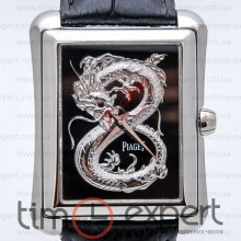 Piaget Altiplano Dragon Steel-Black