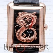 Piaget Altiplano Dragon Gold-Black