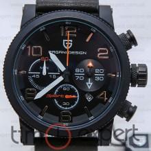 Porsche Desing Chronograph Navigator Black