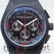 Porsche Desing Dashboard Black